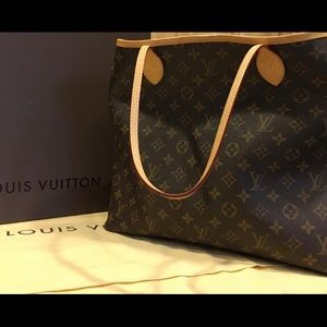 LOUIS VUITTON GM NEVERFUL